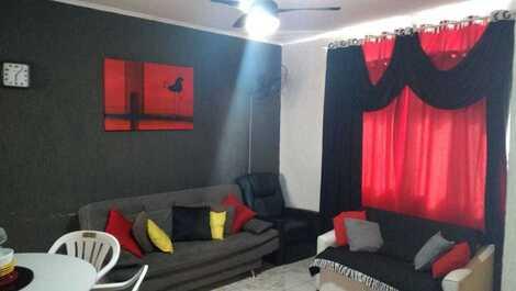 Apartment for rent in Praia Grande - Vila Tupi